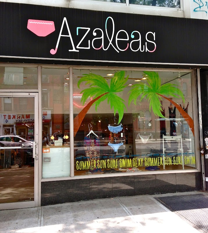 Foto di: Azaleas - East Village / Lingerie + Swimwear Boutique