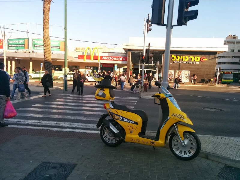 Foto di: Netanya Central Station/Platforms